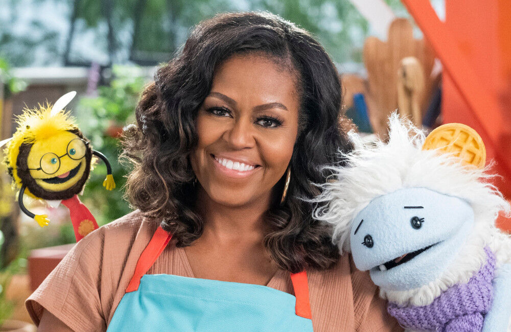 Michelle Obama Announces New Netflix Cooking Show for Kids