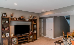 Basement Lighting Options for Dens Game Rooms and Home Offices